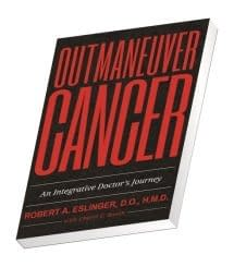 Outmaneuver Cancer book