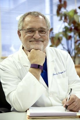 Dr. Eslinger's photo