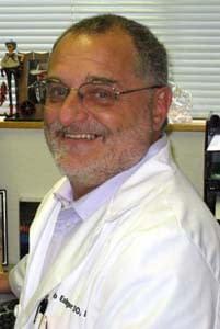 Dr Bob headshot in office