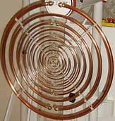 Multi-wave Oscillator coils